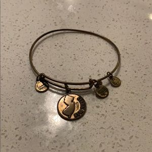 New Jersey Alex and Ani bracelet
